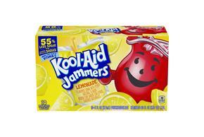 Kool-Aid Jammers Lemonade 10-6 fl oz. Pouches