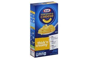 KRAFT Thick & Creamy Mac & Cheese - 4 PK