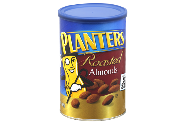 PLANTERS® Roasted Almonds 21.25 oz