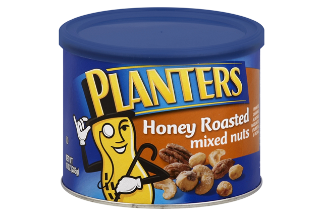 PLANTERS Honey Roasted Mixed Nuts 10 oz