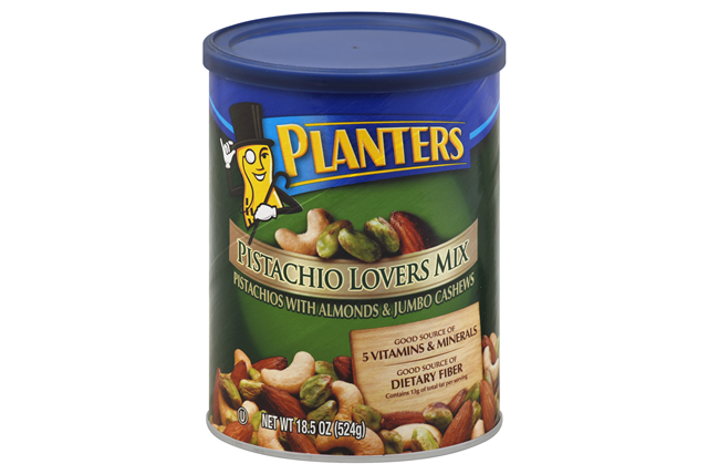 PLANTERS® Pistachio Lovers Mix 18.5 oz