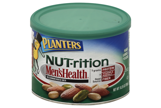 PLANTERS NUT-rition Men's Health Recommended Mix 10.25 oz