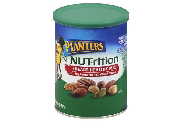 PLANTERS® NUT-rition Heart Healthy Mix 18.25 oz