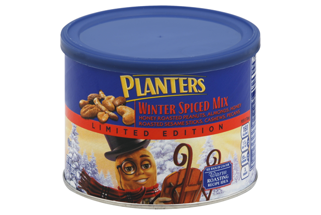 PLANTERS® Winter Spiced Mix 10 oz