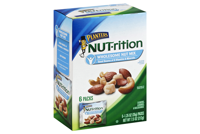 PLANTERS® NUT-rition Wholesome Nut Mix 7.5 oz