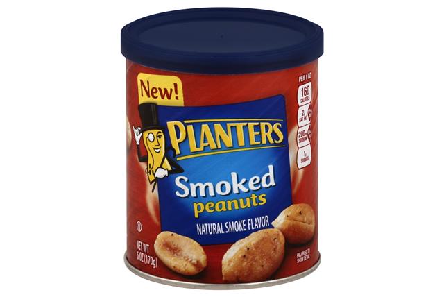 PLANTERS Smoked Peanuts 6 oz