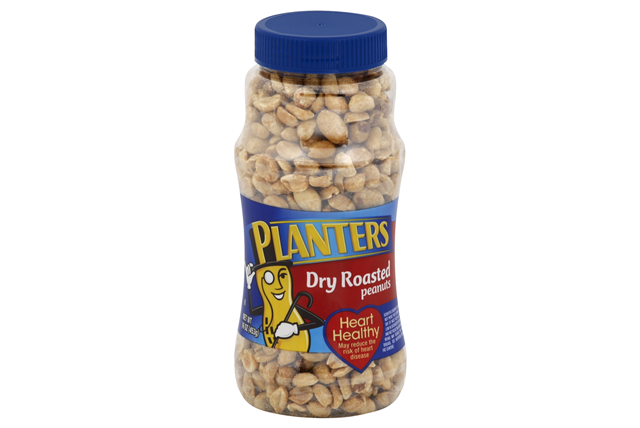 PLANTERS® Dry Roasted Peanuts 16 oz
