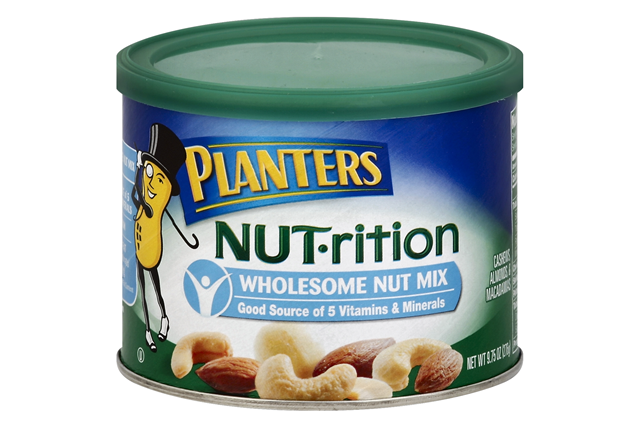 PLANTERS NUT-rition Wholesome Nut Mix 9.75 oz