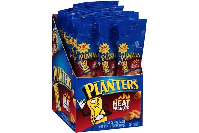 planters honey roasted peanuts nutrition with Planters Heat Peanuts 18 1 75 O 1949 on A 14723301 together with Planters Heat Peanuts 18 1 75 O 1949 additionally Planters Winter Spiced Nuts 1892 besides Planters 40 5 Oz Variety Pack 2 1955 moreover Roasted Salted Peanuts Nutrition.