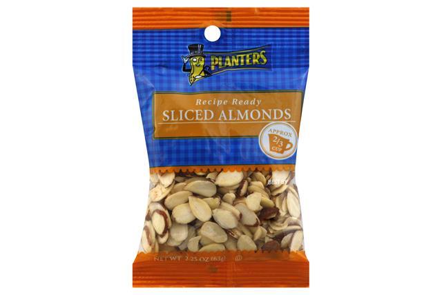 Planters® Sliced Almonds 2.25 Oz