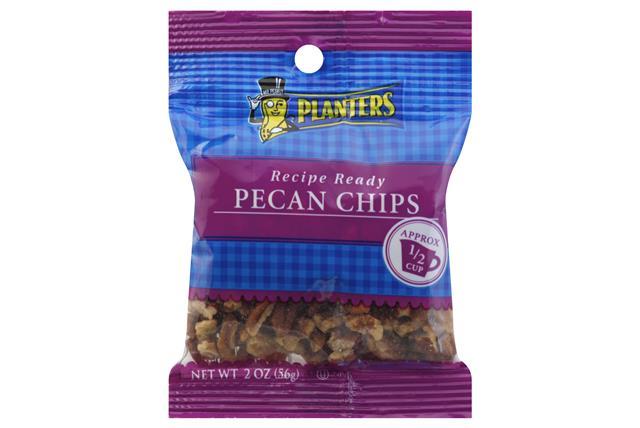 Planters Pecan Chips 2 Oz