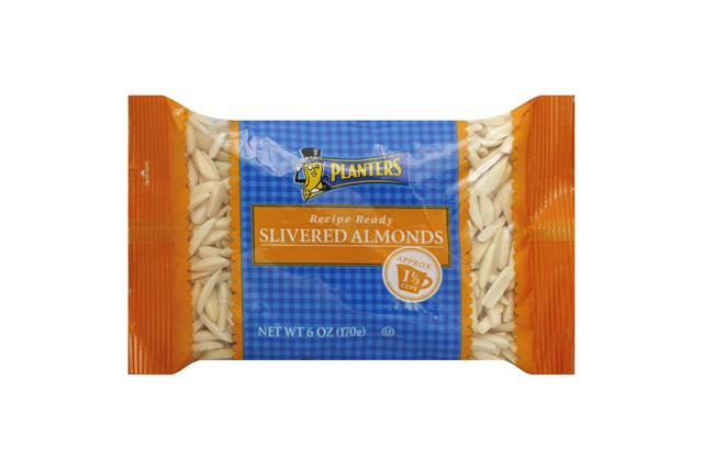 Planters® Slivered Almonds 6 Oz