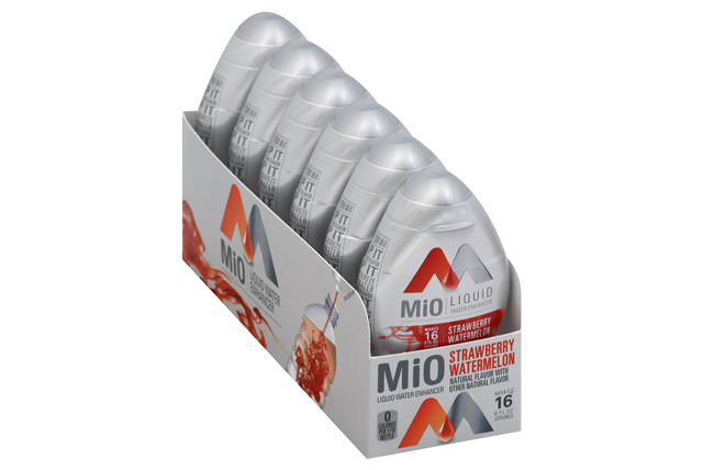 MiO Strawberry Watermelon Liquid Water Enhancer 1.08 fl. oz. Bottle
