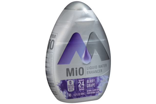 MiO Berry Grape Liquid Water Enhancer 1.62 fl. oz. Bottle