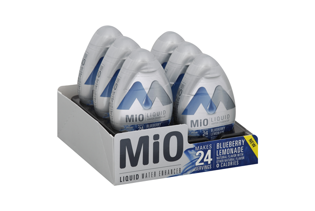 MiO Blueberry Lemonade Liquid Water Enhancer 1.62 fl. oz. Bottle