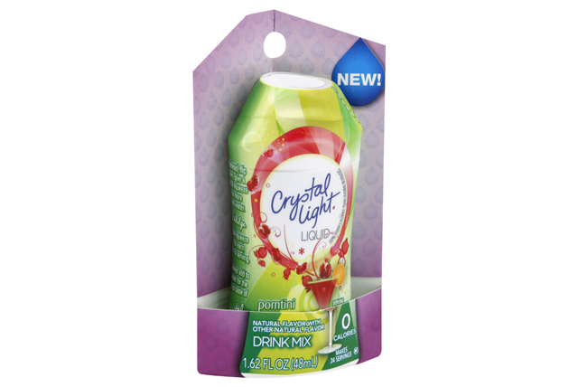 CRYSTAL LIGHT Pomtini Liquid Drink Mix 1.62 oz. Bottle