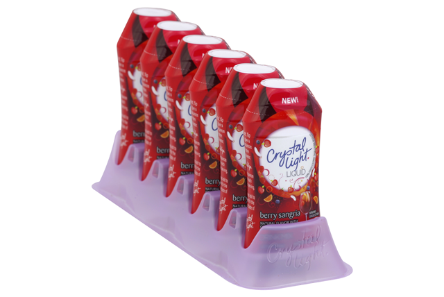 CRYSTAL LIGHT Berry Sangria Liquid Drink Mix 1.62 oz. Bottle