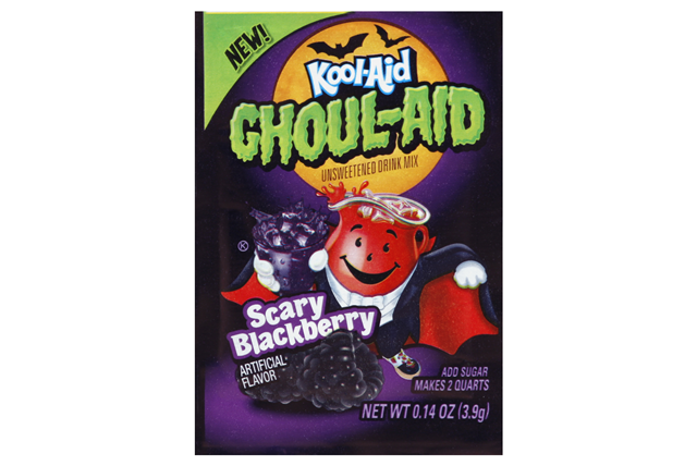 Kool-Aid Ghoul-Aid Drink Mix .14 oz. Packet