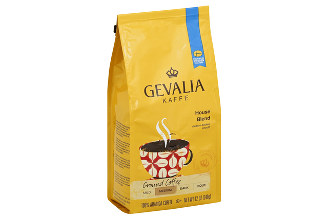 Gevalia House Blend Ground Coffee 12 oz. Bag