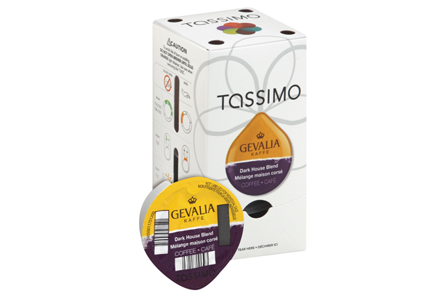 Tassimo Dark House Blend Coffee