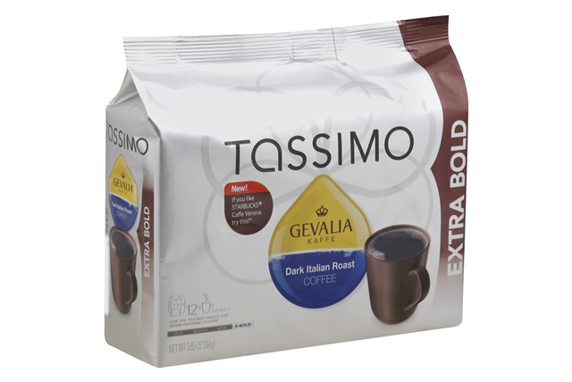 Tassimo Dark Italian Roast Coffee