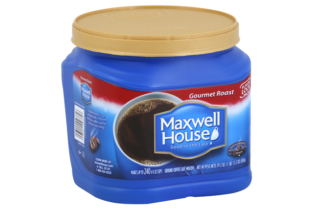 Maxwell House Gourmet Roast Ground Coffee 29.3 oz. Canister