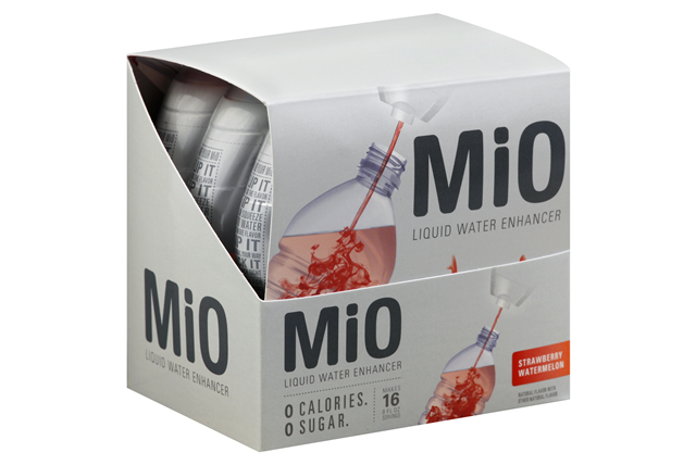 MiO Strawberry Watermelon Liquid Water Enhancer 6-1.08 fl. oz. Bottle