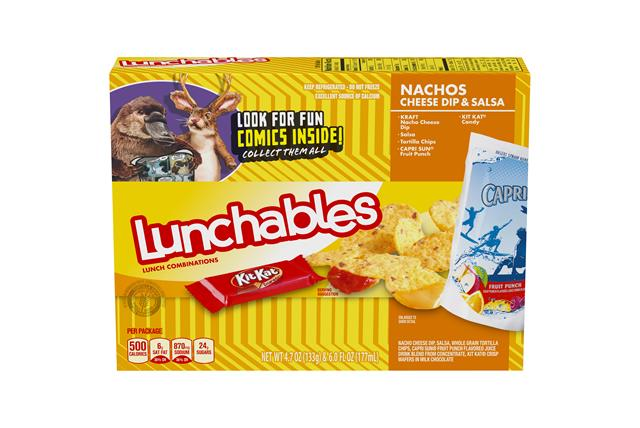 Oscar Mayer Lunchables Nacho Ch 1235 on oscar mayer lunchables nachos
