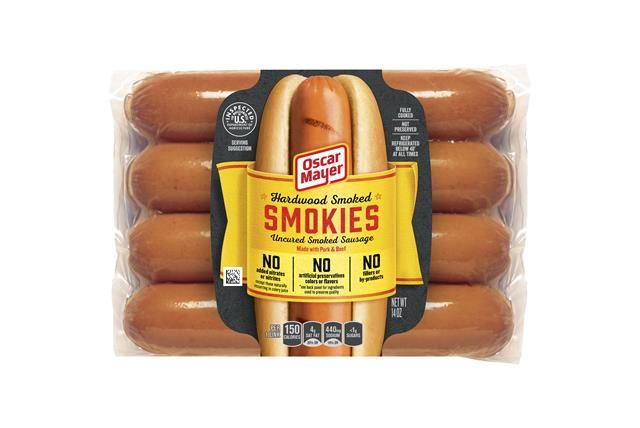 Cool Whip Desserts also Italian Sausage likewise Hot Dog Turkey also Eckrich Smoked Turkey Sausage Nutrition Facts in addition Mexican Puff Pastry Appetizers. on oscar mayer dinner sausage