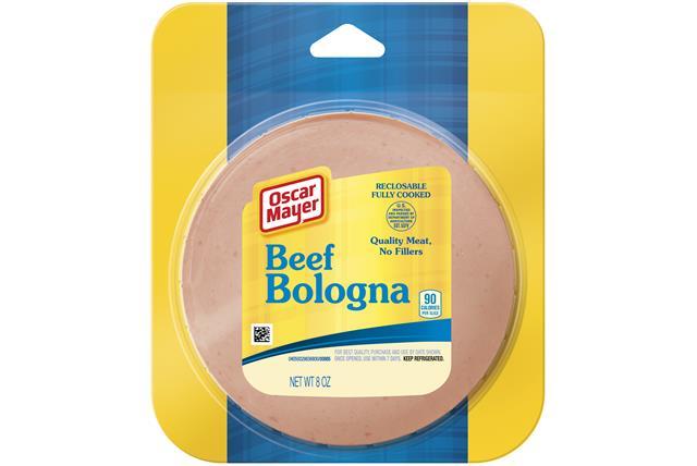 Oscar Mayer Beef Bologna 8Oz