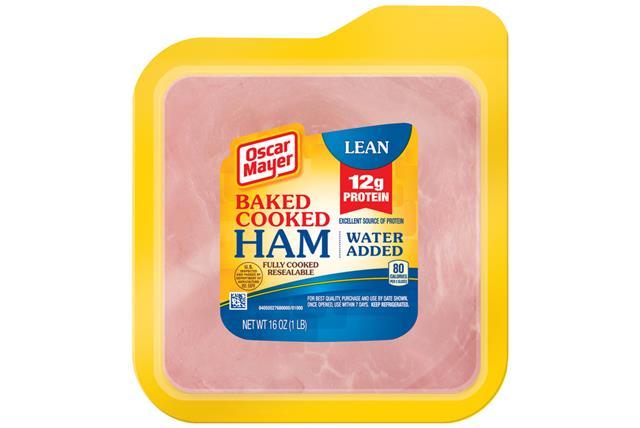 OSCAR MAYER Cooked Ham 16oz