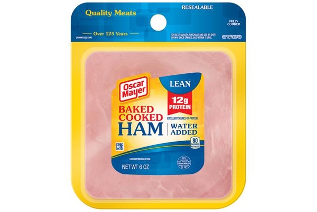 Oscar Mayer Lean Baked Cooked Ham 6Oz Pack