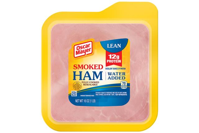 Oscar Mayer Lean Smoked Cooked Ham 16Oz Pack