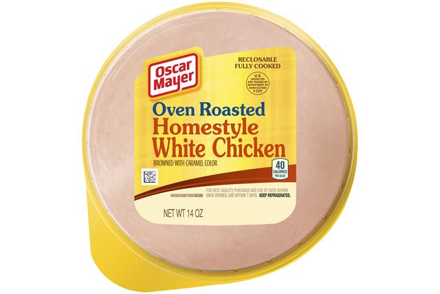 OSCAR MAYER Homestyle White Chicken 14 oz