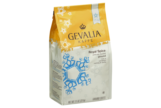Gevalia Royal Spice Ground Coffee 11 oz. Bag