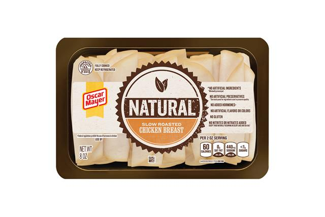 Oscar Mayer Natural Slow Roaste 2014 on oscar mayer calories