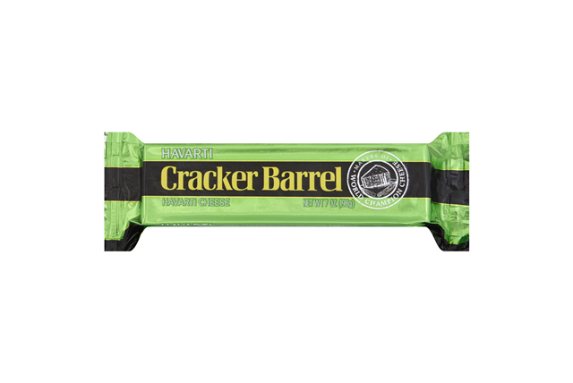 Cracker Barrel Havarti Cheese 7 Oz. Chunk