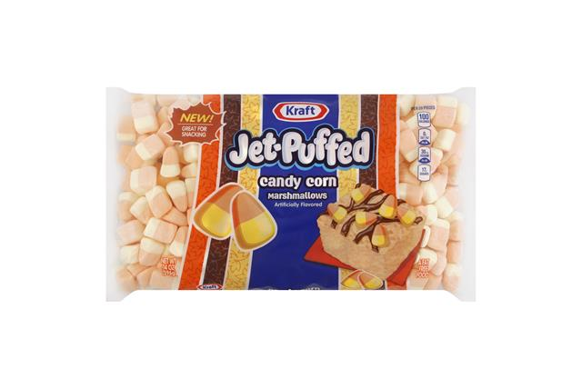 Jet-Puffed Candy Corn Mallows Seasonal Marshmallows 14 Oz Bag