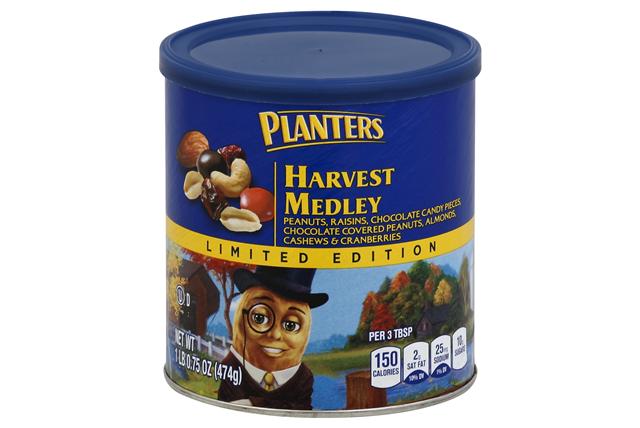 PLANTERS Harvest Medley 16.75 oz