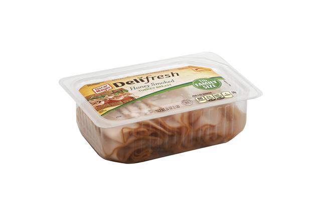 OSCAR MAYER Deli Fresh Honey Smoked Turkey 16oz Tray