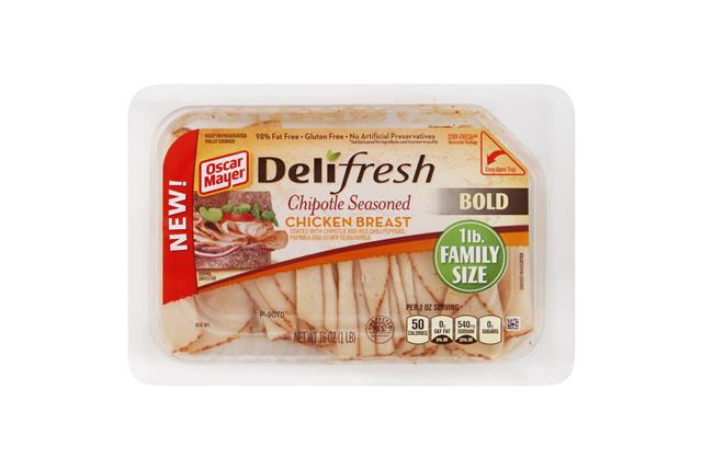 OSCAR MAYER Deli Fresh Chipotle Chicken 16oz Tray