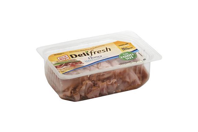 OSCAR MAYER Deli Fresh Honey Ham 16oz Tray