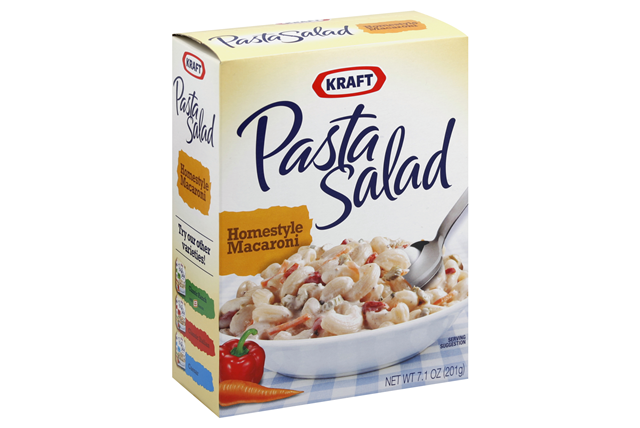 Kraft Pasta Salad  Homestyle Macaroni 7.1 Oz Box
