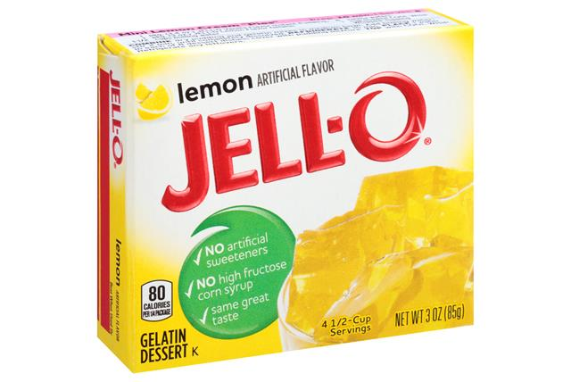 Jell-O Jigglers Ucla Mold Kit With Berry Blue & Lemon