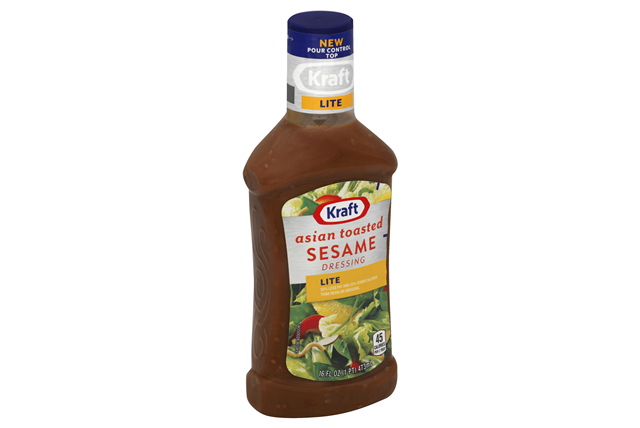 salad dressing seseme asian