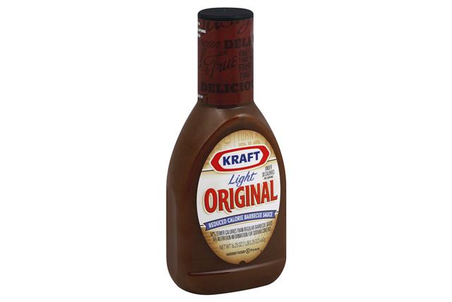 KRAFT Light Original Barbecue Sauce