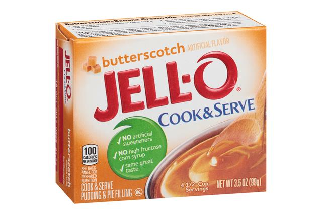 Jell-O Pudding-Cook & Serve Butterscotch 3.5 Oz Box