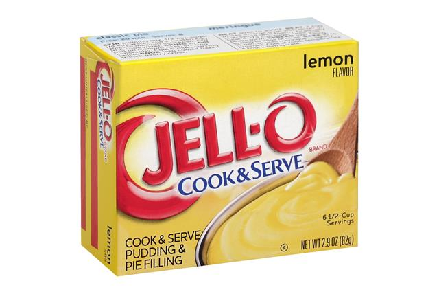 Jell-O Pudding-Cook & Serve Lemon 2.9 Oz Box