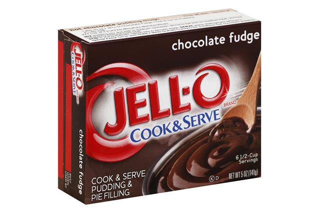 Jell-O Pudding-Cook & Serve Chocolate Fudge 5.0 Oz Box