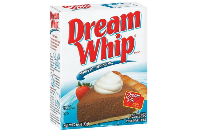 Dream Whip 2 Ct Whipped Topping Mix 2.6 Oz Box